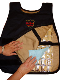CM2000 Cooling Vest with panels