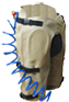 AirChaps for Cooling Vests